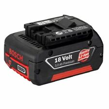 Bosch Lithium-ion (Li-Ion) Tool Batteries & Chargers