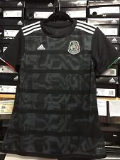Adidas Mexico Womens Jersey Playera De Mexico Negra Para Mujer Size Large  Only