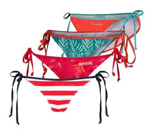Regatta Aceana Womens Summer Beach Swim String Bikini Brief RRP £15