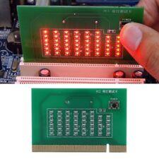 PCI Motherboard Tester Test Card Analyzer Checker w/ Light For Laptop Desktop PC