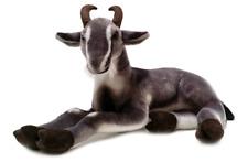 Stuffed Animal Toy Patrick the Pygmy Goat 19 Inch Large Plush Soft Cuddly Toy