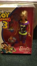 Barbie Mattel Disney Pixar Toy Story 3 Barbie Loves Alien Doll 2009