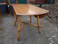 ERCOL DROP LEAF TABLE GOLDEN DAWN