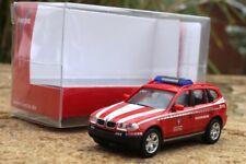 """Herpa   BMW X3 ELW """"Freiwillige Feuerwehr Straubing""""   1:87  Neu OVP  930727"""