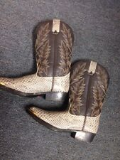 Durango Boots Size 6 Cowboy Cowgirl Boots