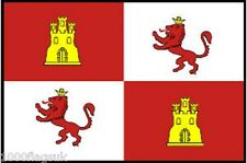 Spanish Royal Standard Historical Variant 5'x3' Flag