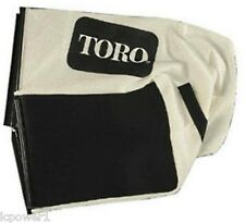 """OEM Toro 115-4673 Grass Catcher Bag Assembly 22"""" Recycler Lawn Mower - No Frame"""