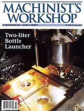 Machinist's Workshop Magazine Vol.15 No.5 October/November 2002