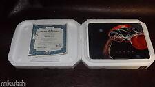 Limited Edition-1999 Michael Jordan Signature Stuff Upper Deck Plate
