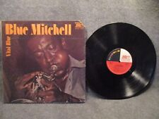 "33 RPM LP 12"" Record Blue Mitchell Vital Blue Mainstream Records MRL 343"