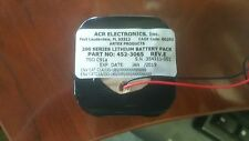 Artex ACR ELT Battery Replacement 452-3065