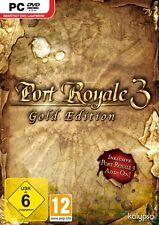 Port Royale 3 Gold Deutsch GuterZust.