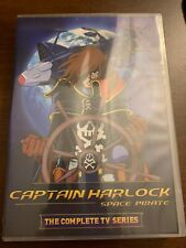 Captain Harlock Complete TV Series DVD Discotek Media Official Anime