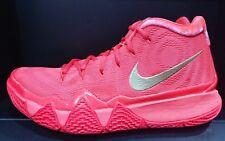 cec5a9867fa4 Nike Kyrie 4 Red Carpet Mens Size 9.5 (943806-602) Red Orbit Metallic