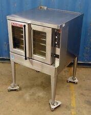 Blodgett Bdo 100 G Sgl Single Deck Gas Convection Oven Free Shipping