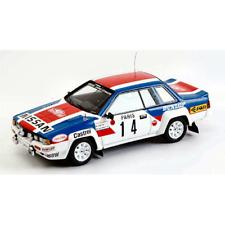 Nissan 24 ORS N.14 M.carlo 1984 1 43 Bizarre Auto Rally Die cast Modellino