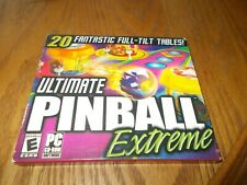 ULTIMATE PINBALL EXTREME WIN 98/ME/XP CD VIDEO GAME