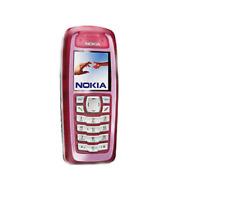 Libre TELEFONO MOVIL Refurbished 1.5 inches Nokia 3100 GSM GPRS 2G - Rojo