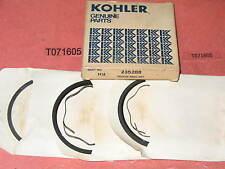 """Genuine!  KOHLER 235288 ring set .010""""  K241 K482 M10 engine part NOS! OEM!"""