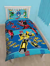 Transformers Disguise Single Duvet Cover Quilt Cover Bedding Set