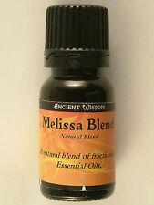 Ancient Wisdom Aromatherapy Essential Oils 10ml Melissa