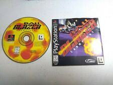 Ball Blazer Champions PlayStation PS1 Disc And Manual Only