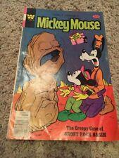 MICKEY MOUSE (1962 Series) (GOLD KEY) #190 WHITMAN VERY Good Comics Book
