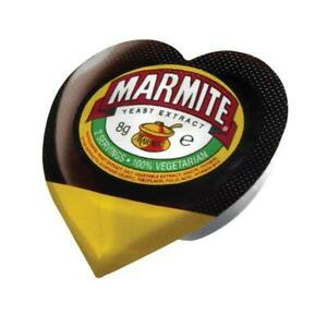 Marmite Love  Individual 8g Portions Spread  Lunch Box Holidays
