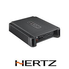 HERTZ HCP2 HCP 2 200 WATT RMS 2 CHANNEL MONO BRIDGEABLE STEREO POWER AMPLIFIER