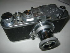 Zorki Vintage Rangefinder Cameras