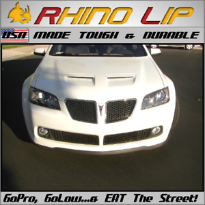 RhinoLip® Pontiac Buick Oldsmobile Grand-Am Grand-Prix LeMans GT Rubber Chin Lip