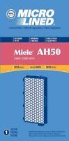 Genuine DVC Miele AH50 S4000 S5000 HEPA Vacuum Micro Lined Filter