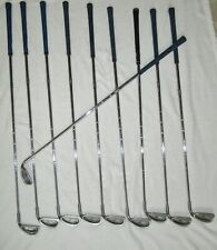PING EYE2 Golf Club Iron 10pc Set 1 2 3 4 5 6 7 8 9 W right hand