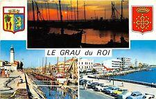 BR25191 Le Grau du Roi Porte de la Camargu France