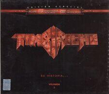Timbiriche Su Historia Vol 3 CD+DVD Con Cajita de Carton New Nuevo Sealed
