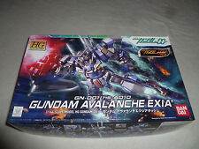 NEW IN BOX GN-001/HS-A010 GUNDAM AVALANCHE EXIA  FIGURE MODEL KIT HG BANDAI NIB