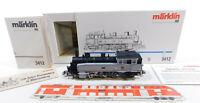 CK53-1 # Märklin H0 / AC 3412 Locomotive T5/1208 K. W. St. E. Kk Delta /