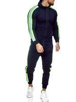 Jogginganzug Trainingsanzug Sportanzug Jogging Fitness Streetwear Herren