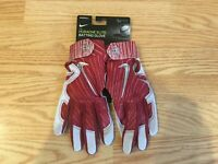 New Nike Huarache Elite Batting Gloves Washington State PGB597-625