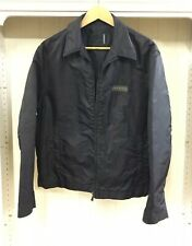 Ted Baker Men's Coat In Black With Pockets Size 3 (Medium) Preowned.