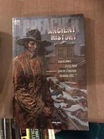 PREACHER ANCIENT HISTORY TPB SOFT COVER GRAPHIC NOVEL 1ST PRINT NM
