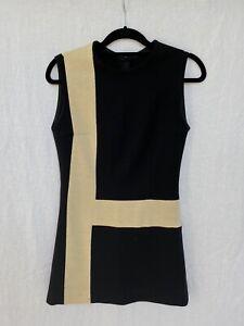 Vintage 1960's Mini Dress Size UK6