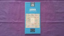 Carte IGN « Luzech » Réf. 2038E 1985 En Très Bon Etat