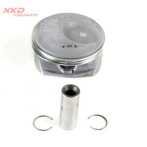 3.6L 4.8L Singal Piston&Ring Assembly Fit for Porsche Cayenne 92A Panamera 970
