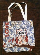 OWL-THEMED Tote Bag / Handbag