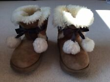 Girls Ugg Boots Size 10