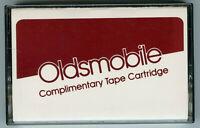 Oldsmobile Car Tape Cassette 4XL-8292 Vintage 1981 Capitol Complimentary - BP893