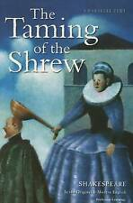 THE TAMING OF THE SHREW: A PARALLEL TEXT, VERY GOOD, FREE SHIPPING