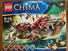 Preloved LEGO Legends of Chima Cragger's Command Ship 70006 Boxed All Pieces