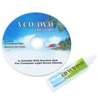 Auto CD/DVD Laufwerk Player Dirt Disc Objektiv Laser Reiniger Set Cleaner Tool